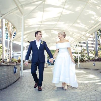 Kelly & David > Brisbane (QLD)