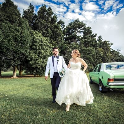 Bec & Gavin > Maleny (QLD)