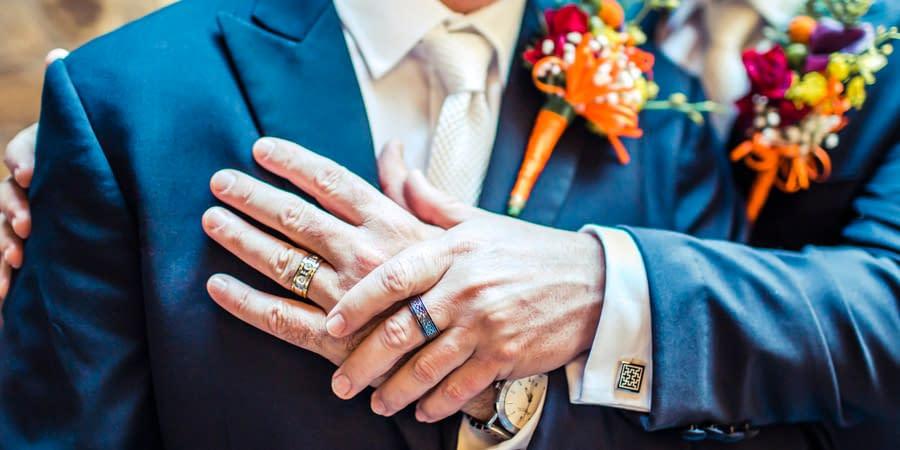 Greg & Clay's Wedding