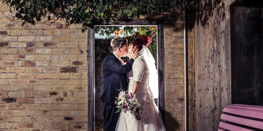 Simone & Jackie's Wedding