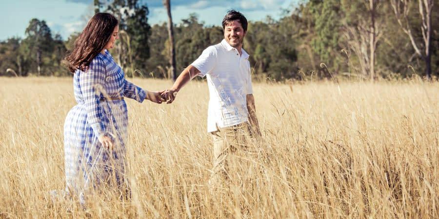Caitlin & Peter's Farm Engagement Session-2