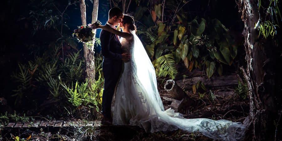 Chloe & Ryan's Purnella Park Coachhouse Wedding