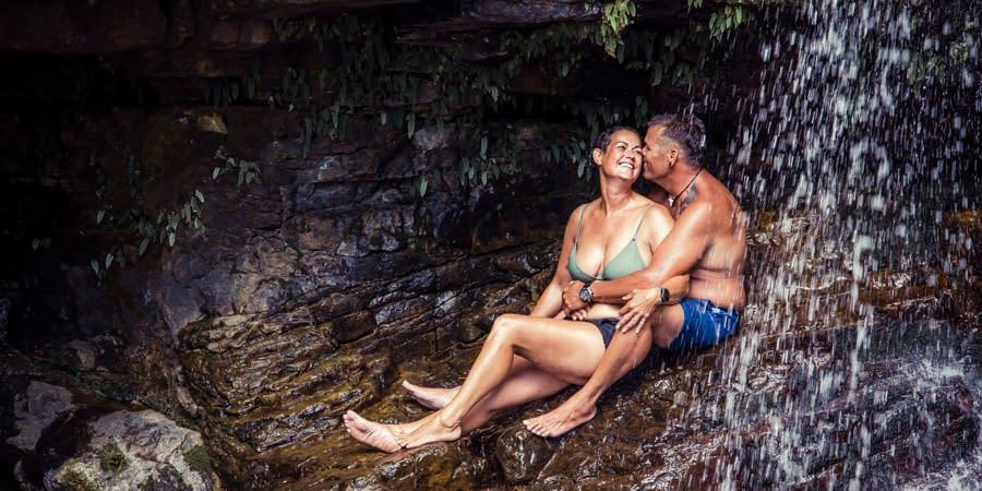 Joan & Andrew Crystal Creek & Paluma Engagement Session