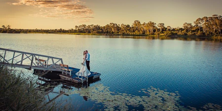 Rachel & Darcy's Bundaberg Platypus Park Wedding-02